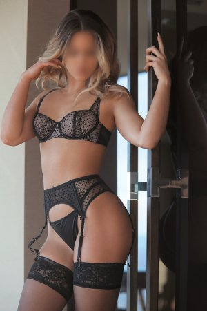 Priscille polish incall escort in Hereford