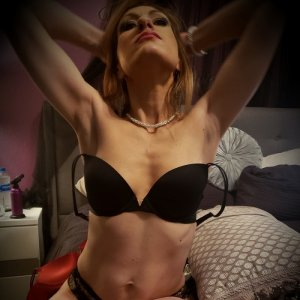 Solya blonde happy ending massage Pearl River